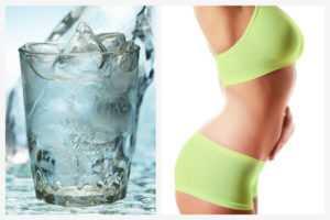 Холодные продукты для похудения