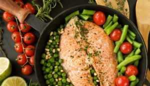 Диетический ужин для похудения рецепты на скорую руку дешевый