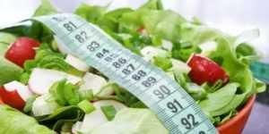 Продукты для похудения: полный список, таблица