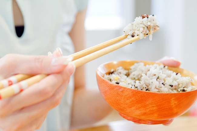 Бурый рис при похудении — Похудение