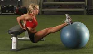 Ленивый фитнес для похудения
