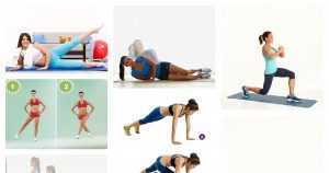 Легкий фитнес для похудения