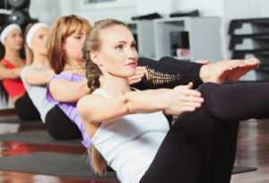 Эффективное похудение с фитнесом