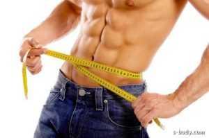 Мужской фитнес для похудения