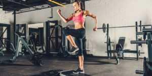Силовые кардио упражнения