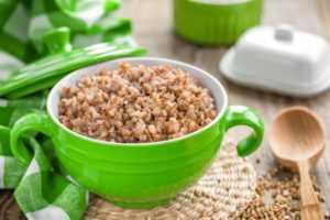 Кефир и гречка диета