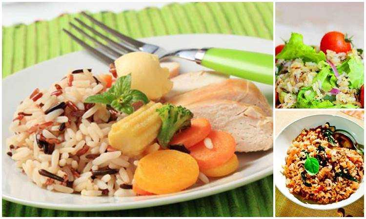 Рис Вред Похудение. Можно ли есть рис при похудении, виды рисовых диет