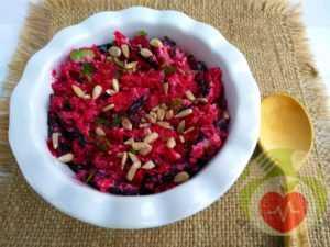 Свекла для похудения. Рецепты салатов и свеклы с кефиром