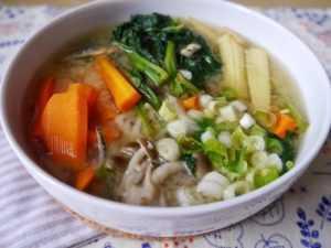 Суп овощной диетический рецепт с фото