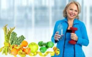 Как убрать жир с живота и боков у женщин после 50 лет
