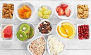 ПП перекус – 20 рецептов для ленивых с указанием калорийности и БЖУ