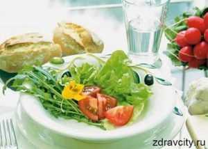 «Правильное питание – важнейший фактор здоровья и долголетия»