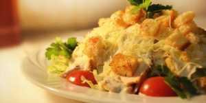 Диетические салаты с куриной грудкой: лучшие рецепты для похудения