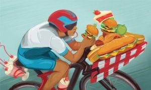 Как правильно питаться триатлонисту - stamina.su